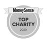 The 202020 Charity 100 - Recognized by Money Sense Magazine